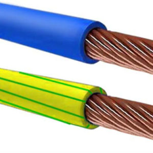 Провод силовой для электрических установок